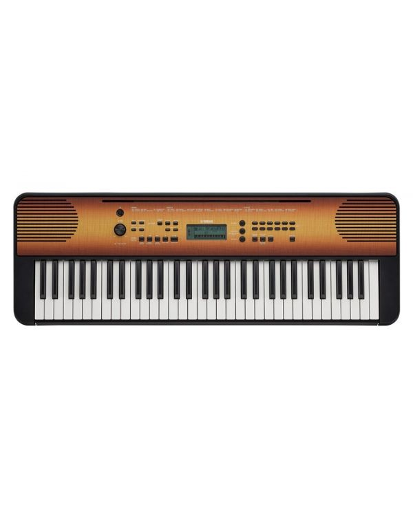 Yamaha PSR-E360 Portable Keyboard Maple