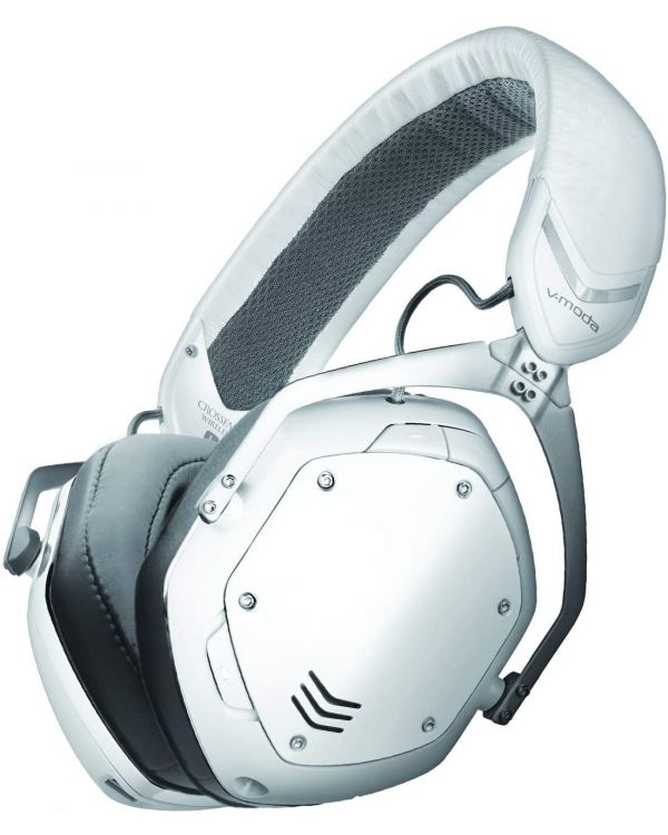 V-Moda Crossfade 2 Wireless Codex Edition Headphones Matte White