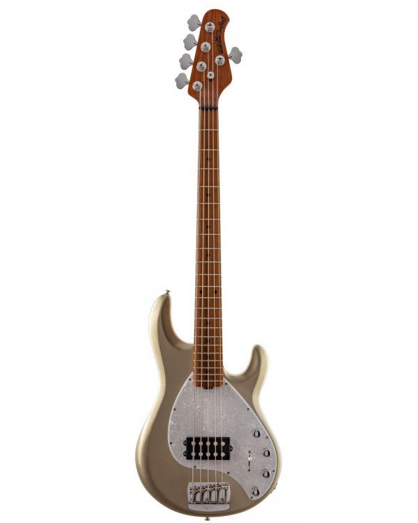 Music Man Stingray5 Special 5-String Bass, Ghostwood