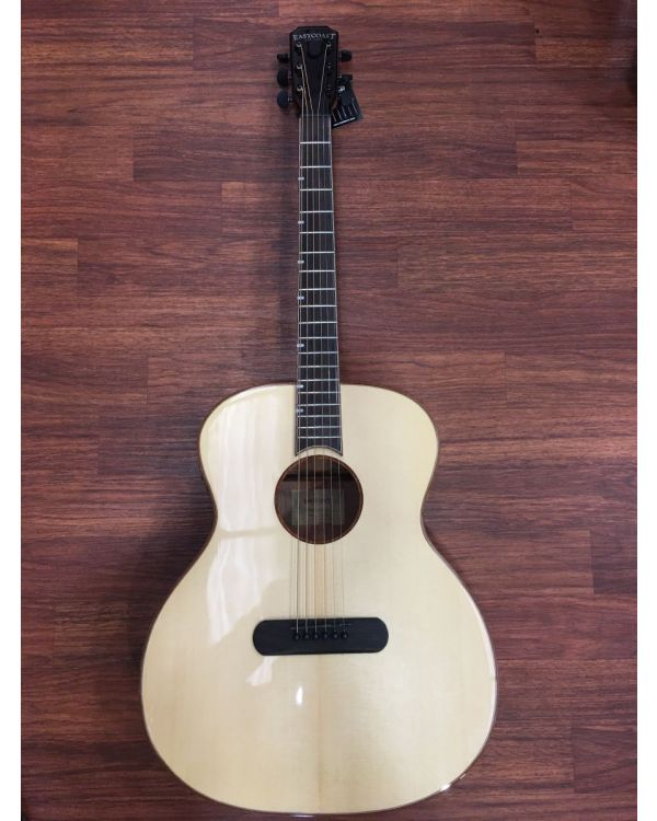 Eastcoast LIS-A FI Electro Acoustic Guitar, Natural