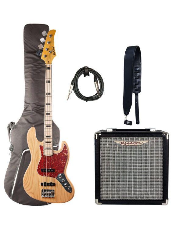 Eastcoast GB200-N Bass Guitar Starter Pack