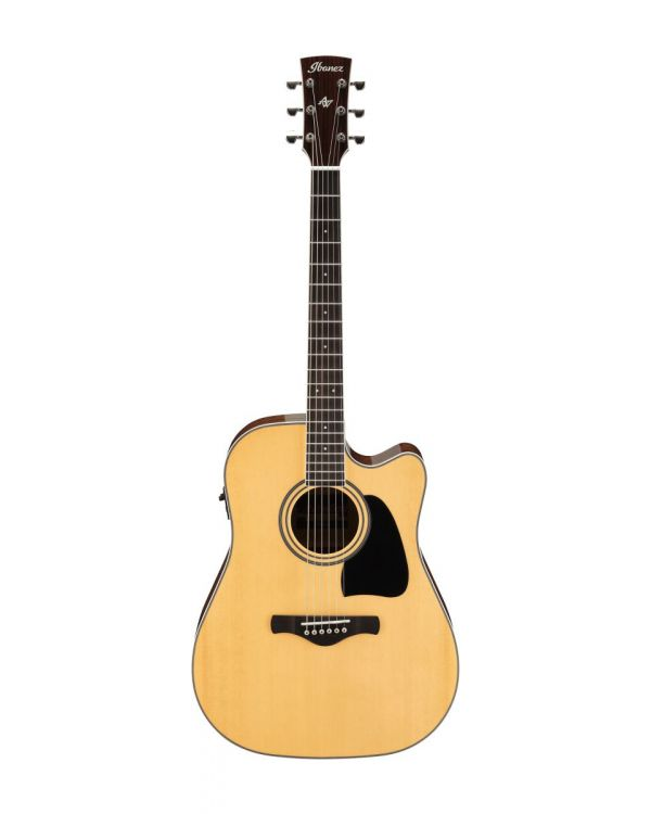 Ibanez AW70ECE Dreadnought Electro-Acoustic Guitar