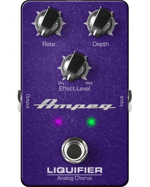 Ampeg Liquifier Bass Chorus Pedal