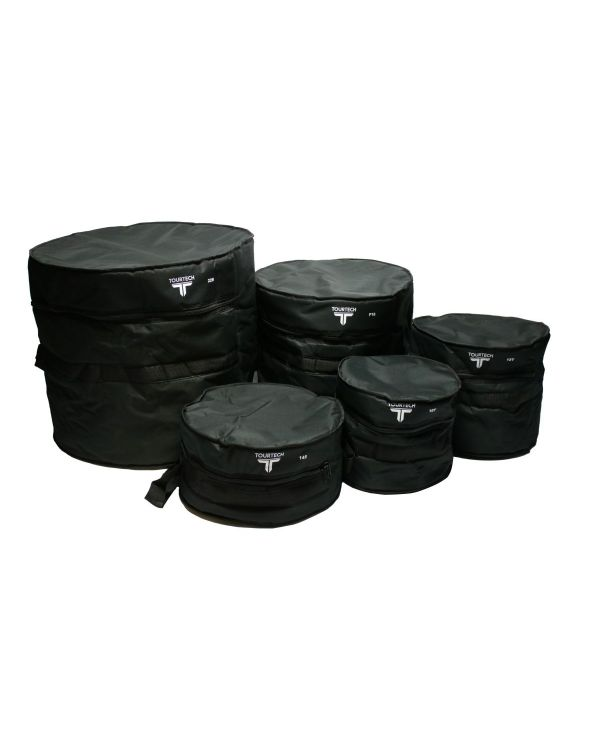 TourTech Eco 5-Piece Drum Bag Set