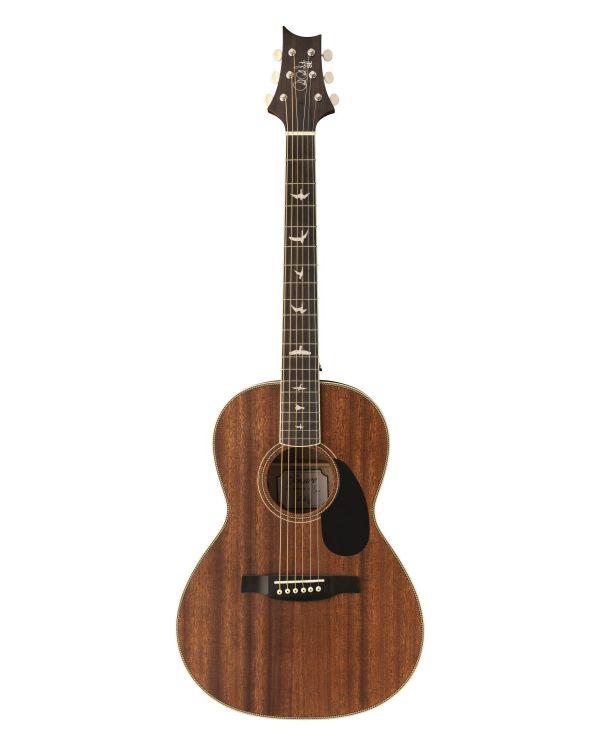 PRS SE PE20 Parlor Tonare Acoustic, Satin Mahogany
