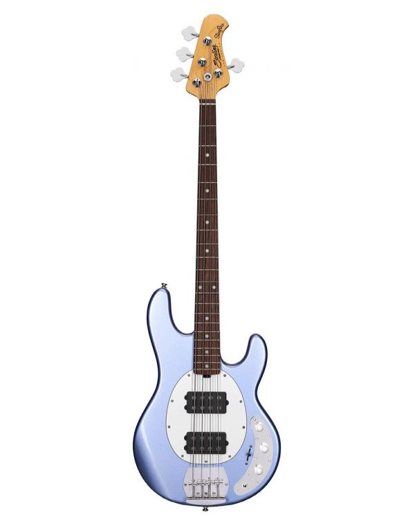 Sterling By Music Man SUB Series Ray4HH Bass, Lake Blue Metallic