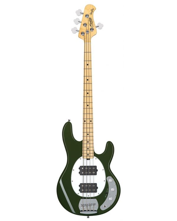 Sterling By Music Man SUB Series Ray4HH Bass, Olive Green