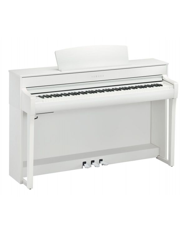 Yamaha CLP-745 Digital Piano White