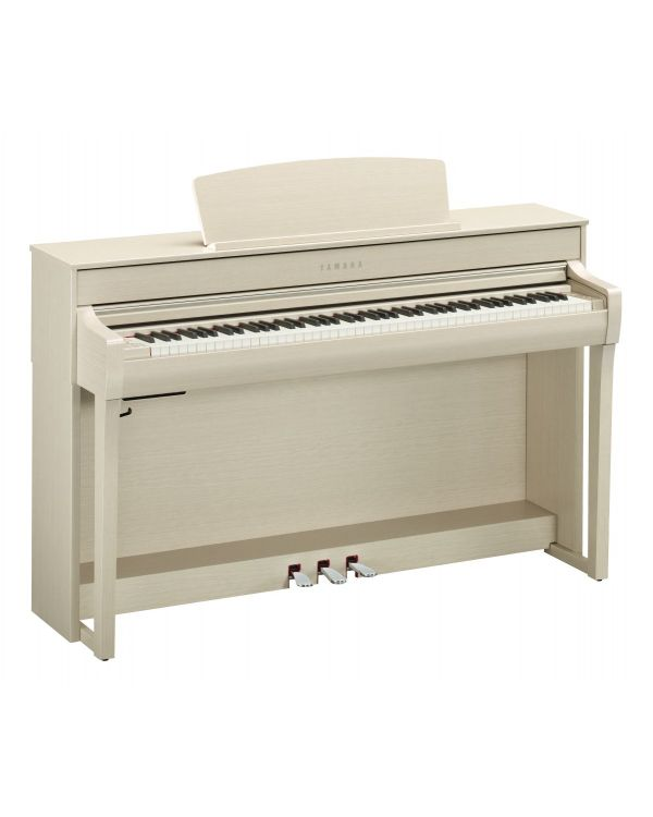Yamaha CLP-745 Digital Piano White Ash