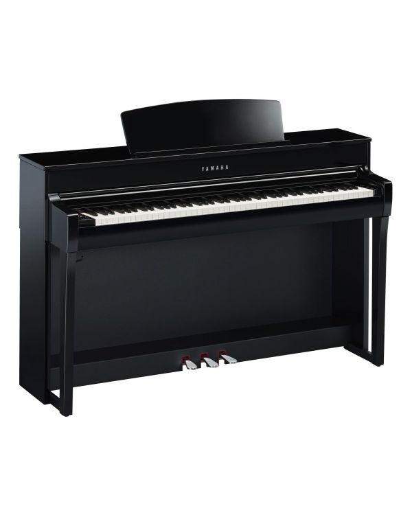 Yamaha CLP-745 Digital Piano Polished Ebony