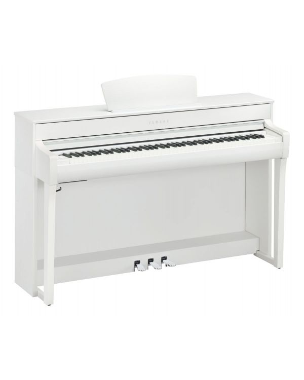 Yamaha CLP-735 Digital Piano White