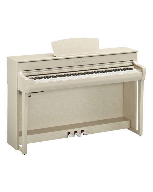 Yamaha CLP-735 Digital Piano White Ash