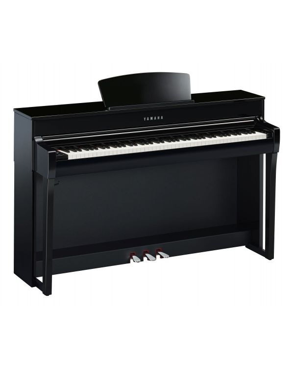 Yamaha CLP-735 Digital Piano Polished Ebony