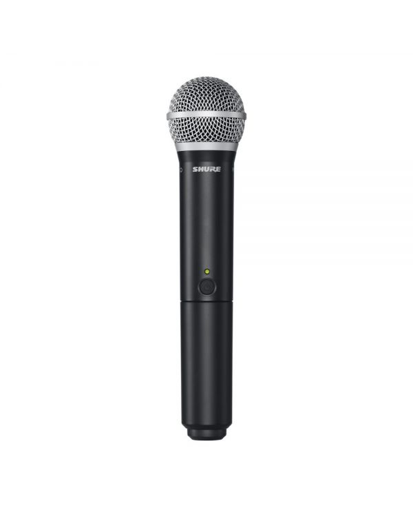 Shure BLX2-PG58 Handheld Wireless Microphone
