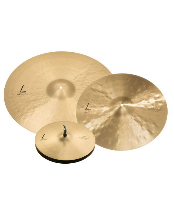 Sabian HHX Legacy Pack Cymbals