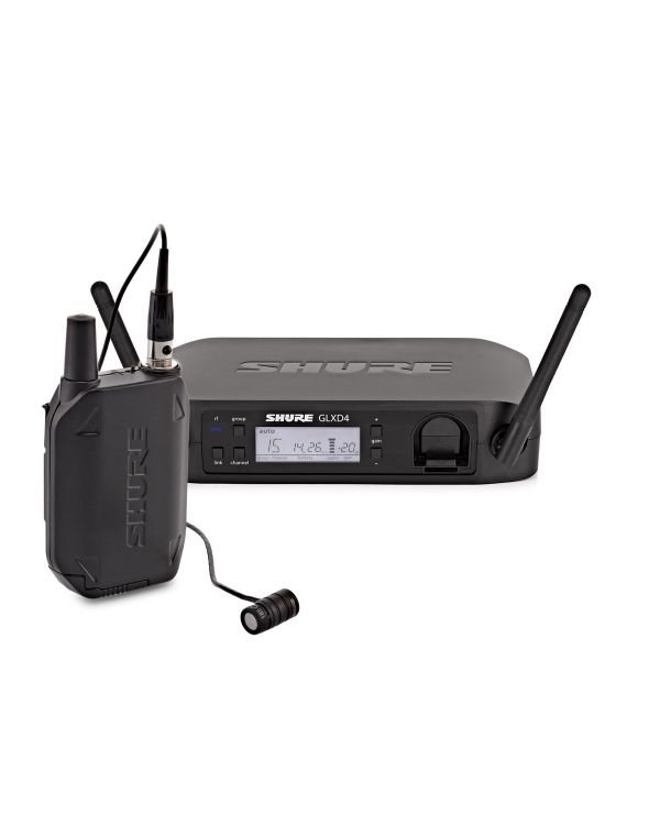 Shure GLXD14-85 SM Digital Wireless Lavalier System