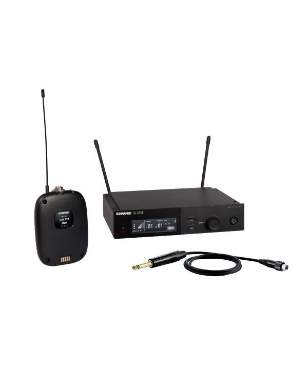Shure SLX-D SLXD14 Wireless Instrument System