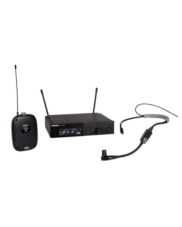 Shure SLX-D Wireless Headset System
