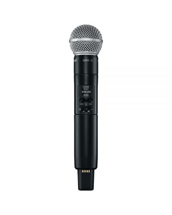 Shure SLX-D2 Wireless Transmitter SM58