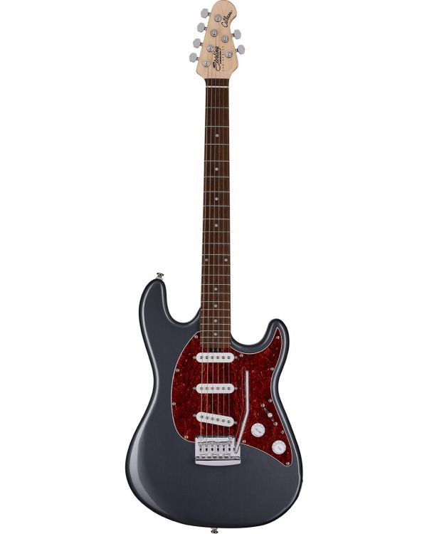 Sterling by Music Man SUB Cutlass SSS, Charcoal Frost