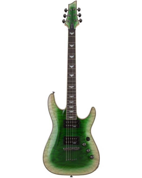 Schecter Omen Extreme-6 Manalishi Electric Guitar
