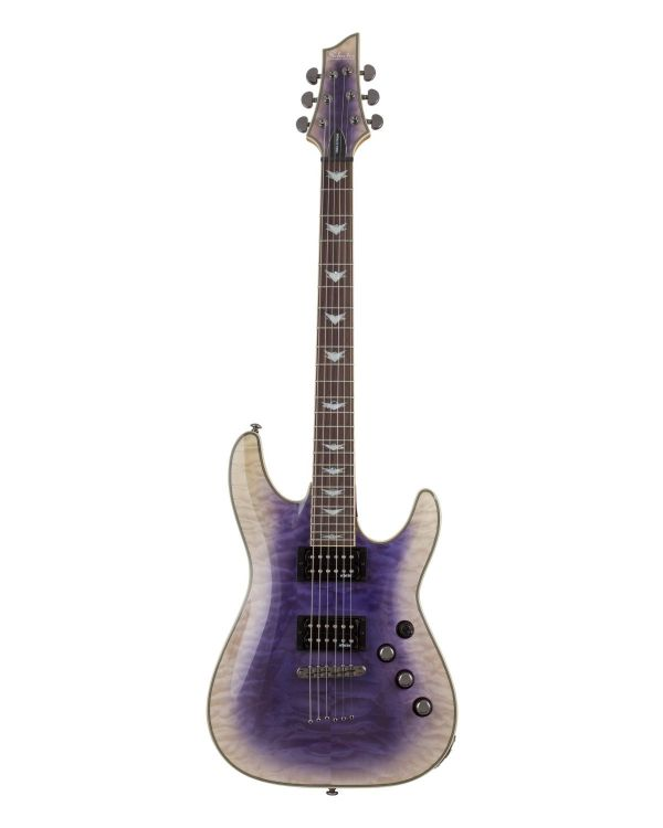 Schecter Omen Extreme-6 Amethyst Electric Guitar