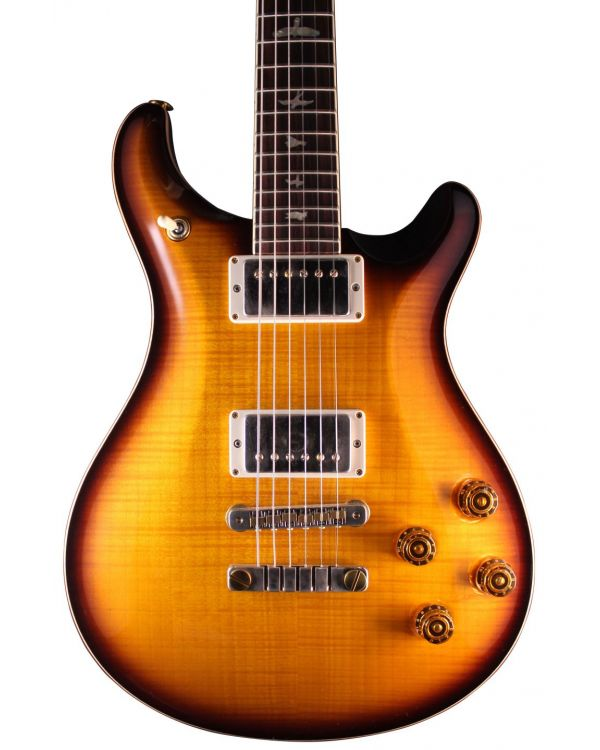PRS McCarty 594 McCarty Tobacco Sunburst Flame Maple 10 Electric Guitar