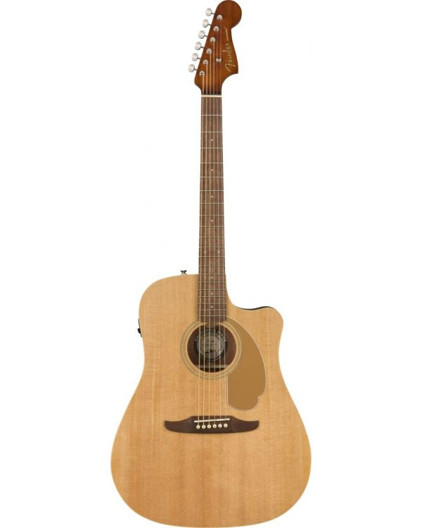 Fender Redondo Player Natural Electro-Acoustic Guitar