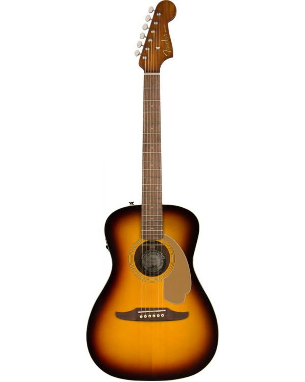 Fender Malibu Player Sunburst Electro-Acoustic Guitar