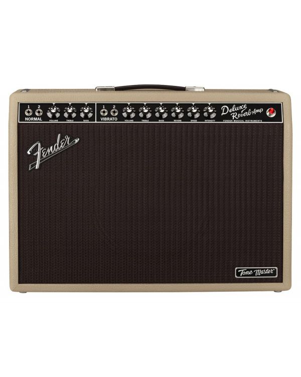 Fender Limited Edition Tone Master Deluxe Reverb Blonde