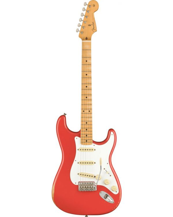 Fender Vintera Road Worn 50s Stratocaster Fiesta Red