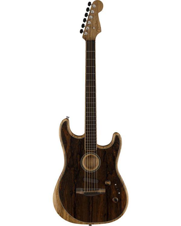 Fender American Acoustasonic Stratocaster Ziricote