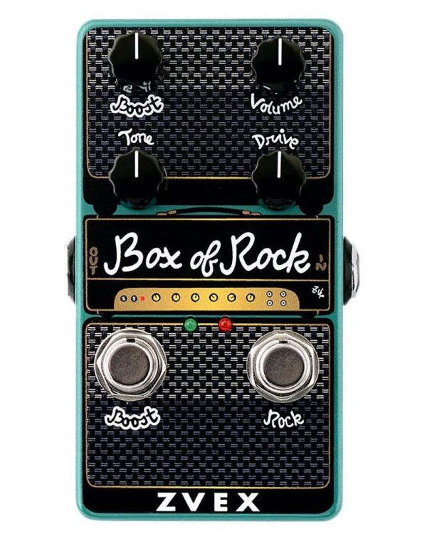 ZVex Vexter Box Of Rock Vertical Overdrive Pedal