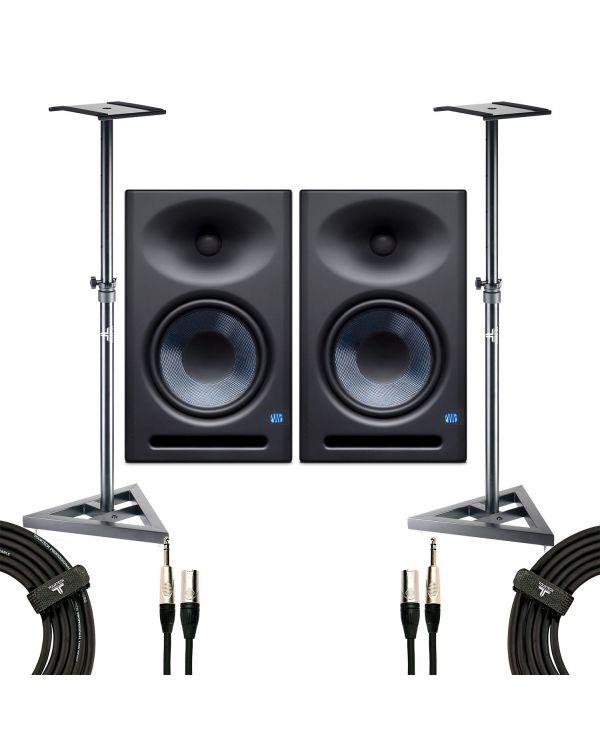 Presonus Eris E8 XT Studio Monitor Pack