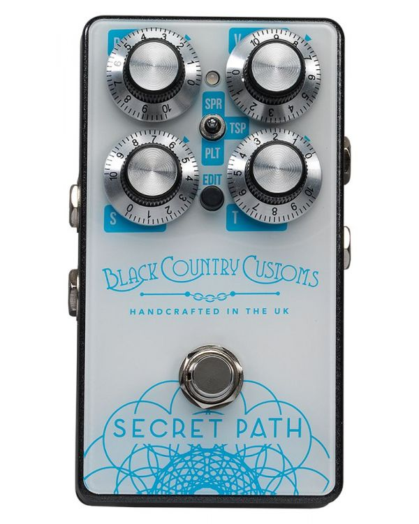 Laney Black Country Customs Secret Path Reverb Pedal