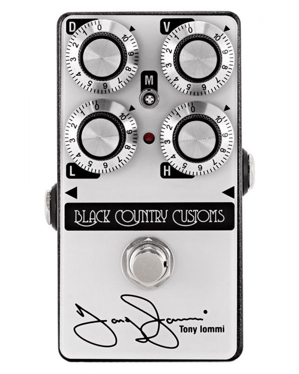 Laney Black Country Customs Tony Iommi Boost Pedal