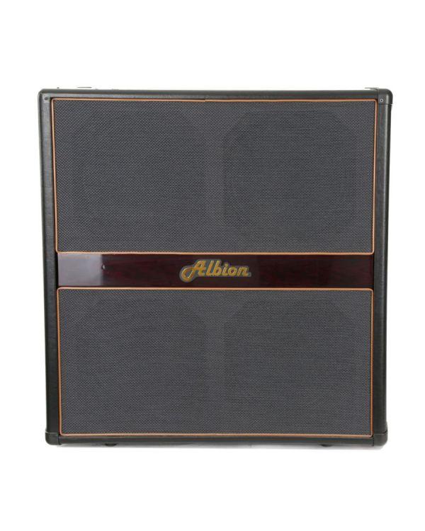 Albion GLS412 4x12 Guitar Speaker Cabinet