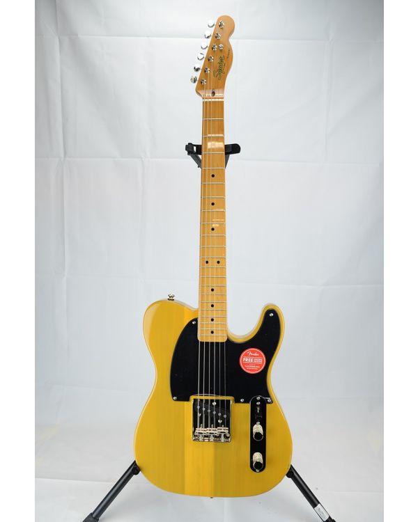 B Stock Squier LTD ED CV 50s Esquire Butterscotch Blonde