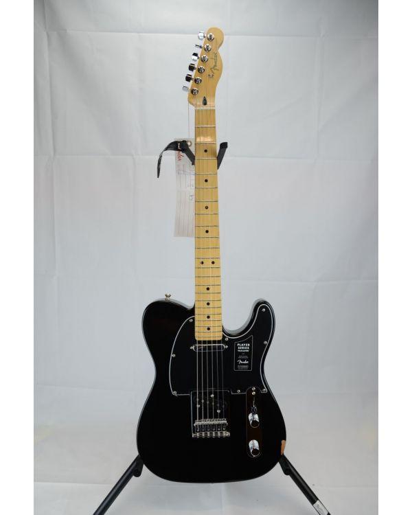 B-Stock Fender Player Telecaster MN, Black