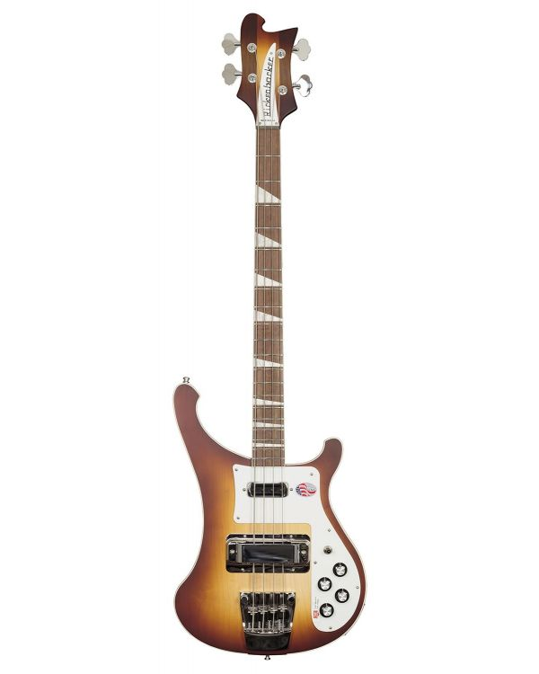 Rickenbacker 4003 Bass Guitar, Autumn Glow