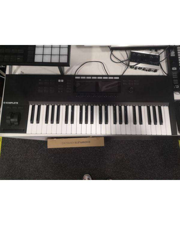 EX Demo Native Instruments Komplete Kontrol S49 Mk2