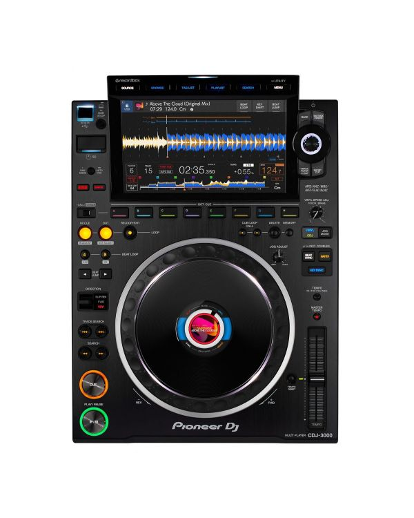 Pioneer CDJ-3000 DJ Media Player