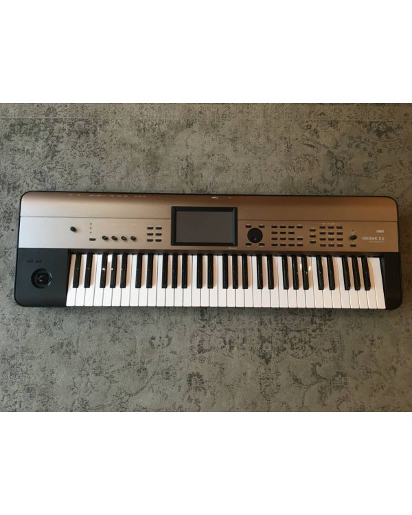 B-Stock Korg Krome 61 EX Music Workstation