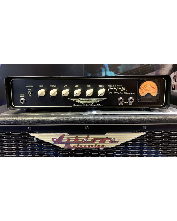 B-Stock Ashdown CTM 30 Bass Head