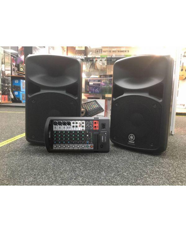 B-Stock Yamaha StagePas 600BT Bluetooth Portable PA System