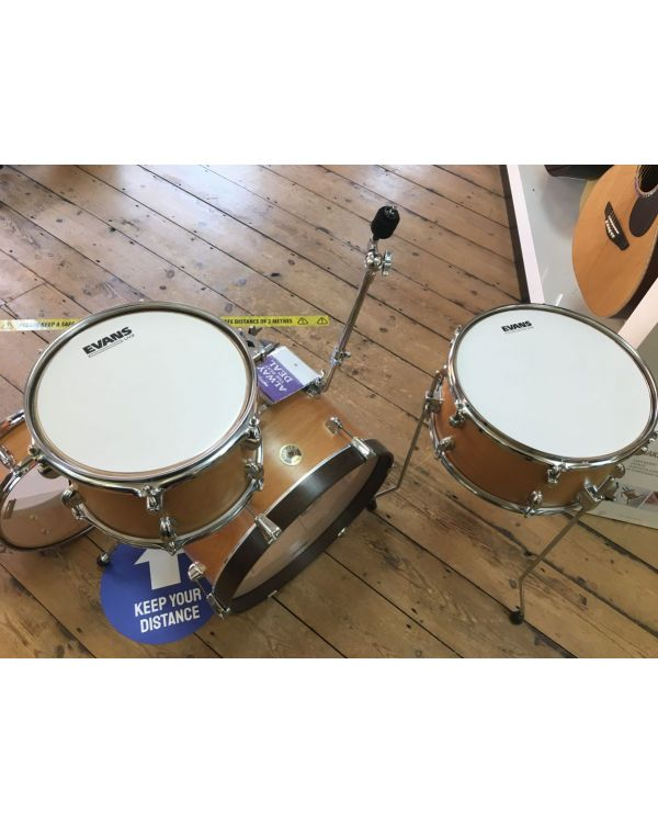 B-Stock Tama Club Jam Satin Blonde Shell Pack