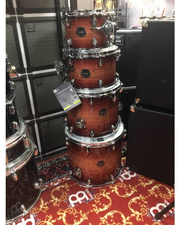 B-Stock Maple Armory 6-Piece Studioease Fast Shell Pack Redwood Burst
