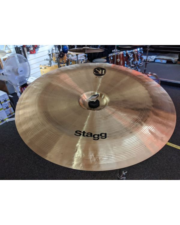 Pre-Loved Stagg SH 18 China Cymbal
