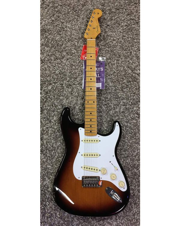 B-Stock Fender Vintera 50s Stratocaster Modified MN 2 Tone Sunburst