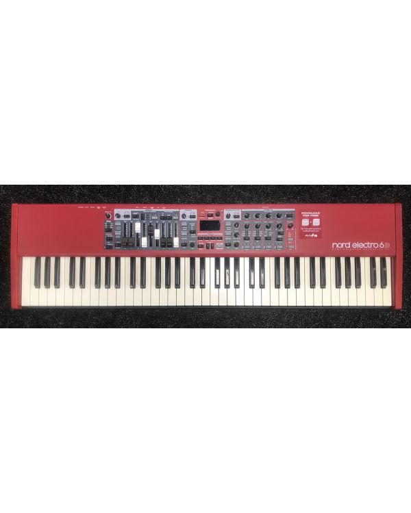 B-Stock Nord Electro 6D 73-Note Semi Weighted Keyboard